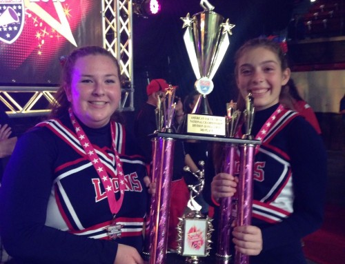 Lincoln Lions Cheer takes 3rd at Nationals