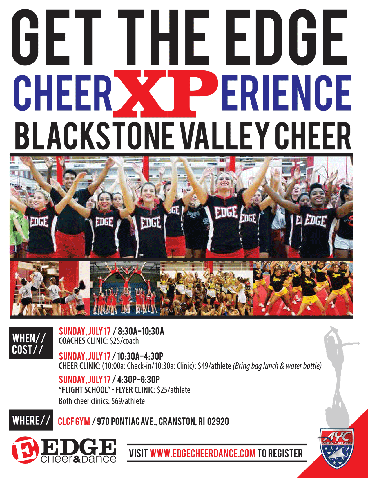American Youth Cheer XPerience!